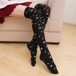 جوراب ساق بلند ستاره ای – فروشگاه آذینو