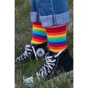 جوراب ساق کوتاه رنگی رنگی – فروشگاه آذینو