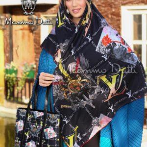 روسری برند ماسیمودوتی - فروشگاه آذینو
